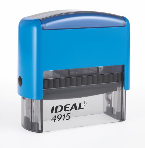 Печать штамп Ideal 4915